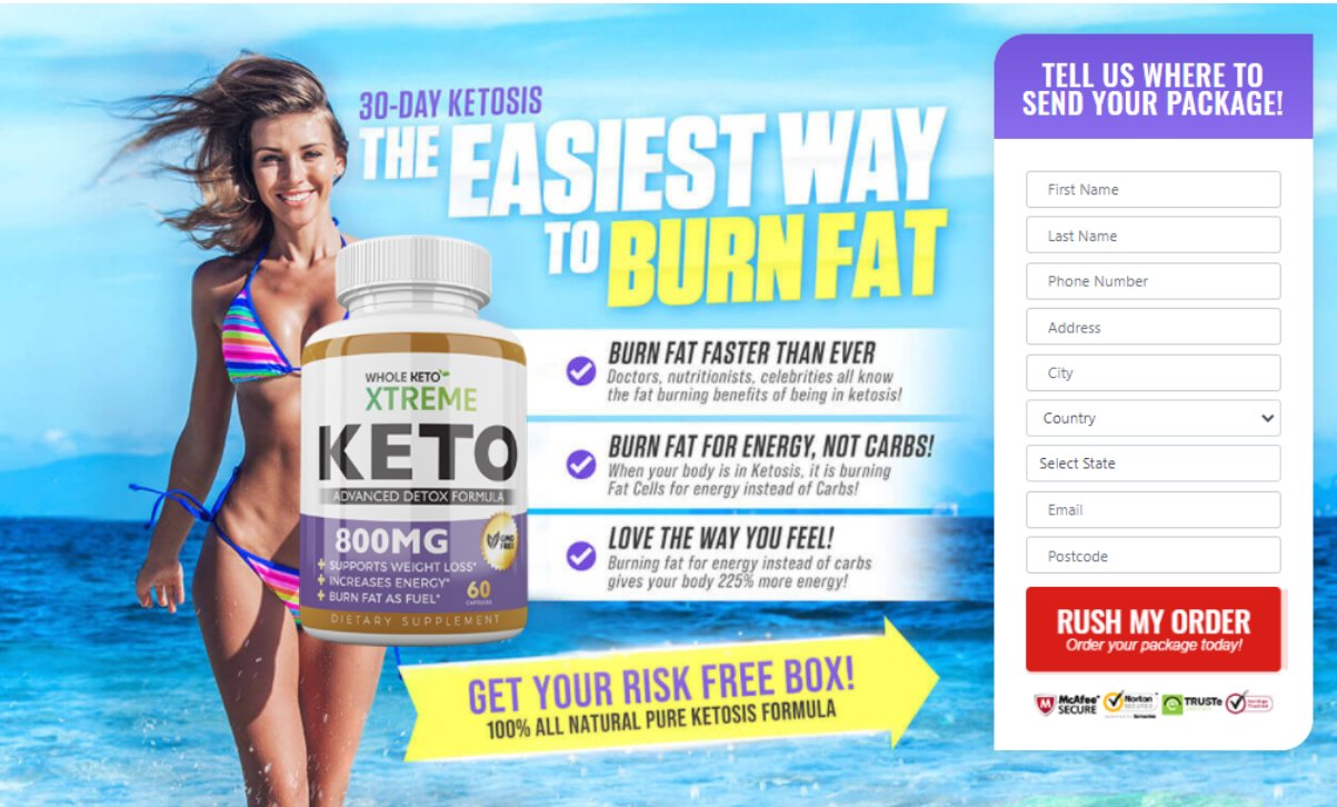 Whole Keto Xtreme Reviews